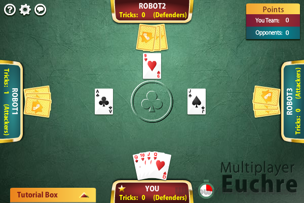 Multiplayer Euchre 1.0.0 Free download